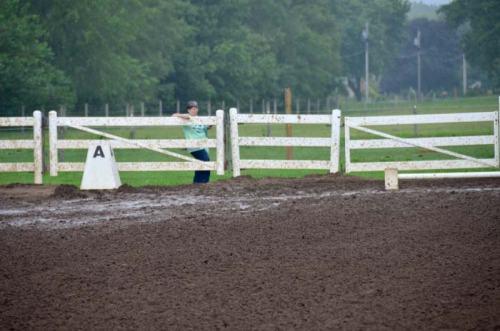 """The mud at """"A"""""""