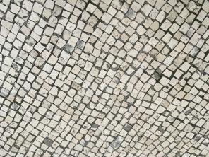 99.9% of Lisbon's sidewalks are cobblestone. Greg decided to document it.